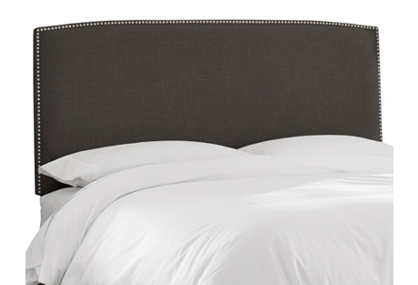 Everly Headboard, Charcoal