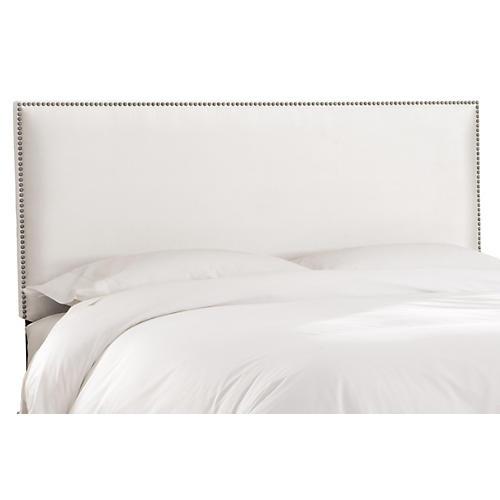 Loren Headboard, White