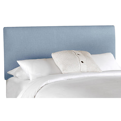 Novak Headboard, Light Blue