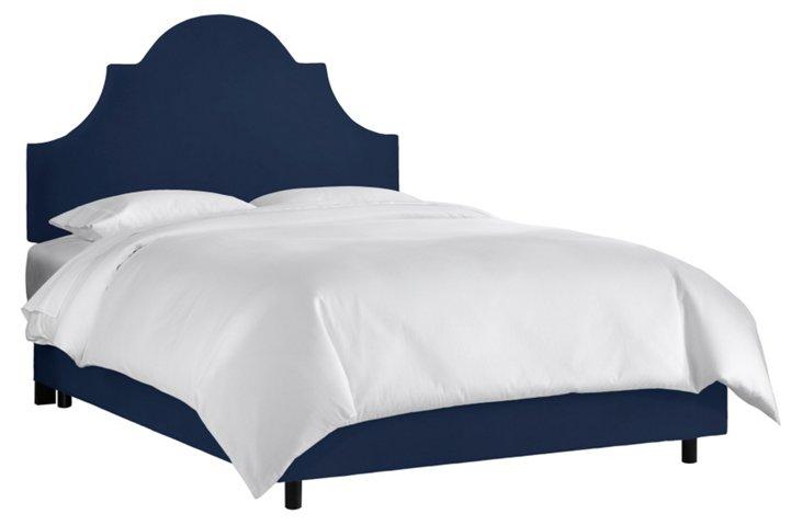 Liv Bed, Navy