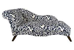 Design icon chaise longue one kings lane for Ariel chaise lounge