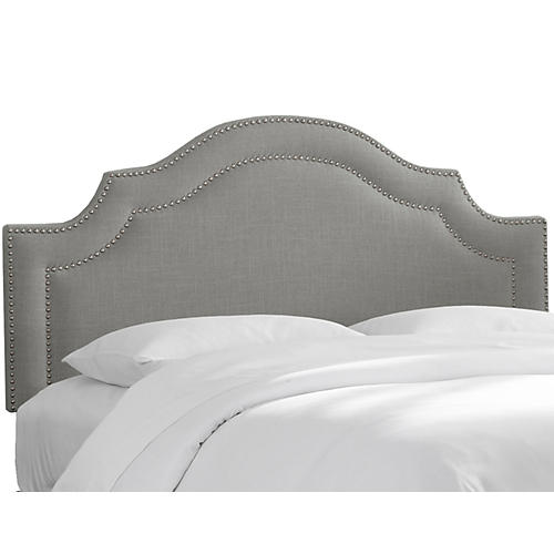 Bedford Headboard, Gray