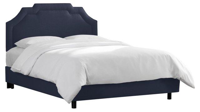 Lola Bed, Navy