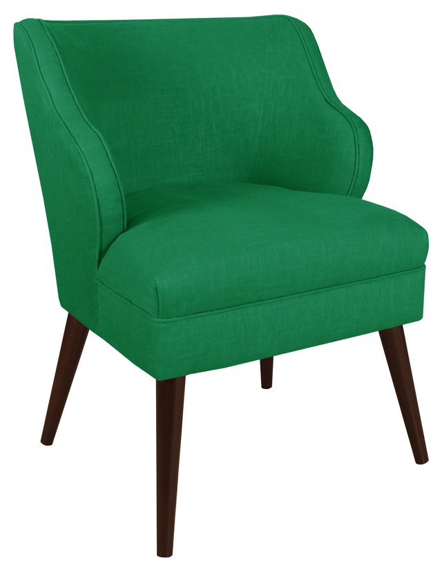 Kira Chair, Ink