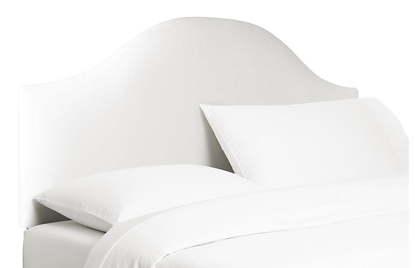 Libby Headboard, White