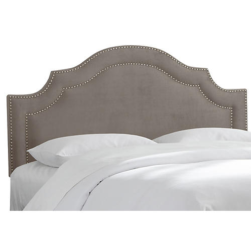 Bedford Headboard, Smoke