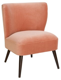Bailey Chair, Nectar Velvet   Accent Chairs   Living Room   Furniture | One  Kings Lane