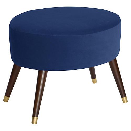 Dani Ottoman, Blue Velvet