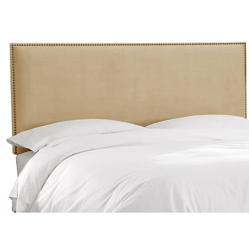 Loren Headboard, Wheat