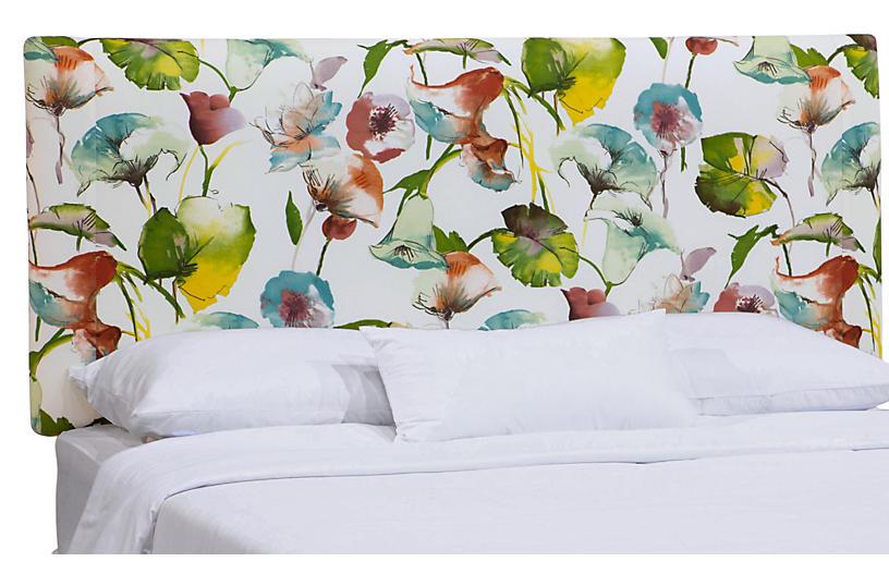 Novak Headboard, Capri Floral