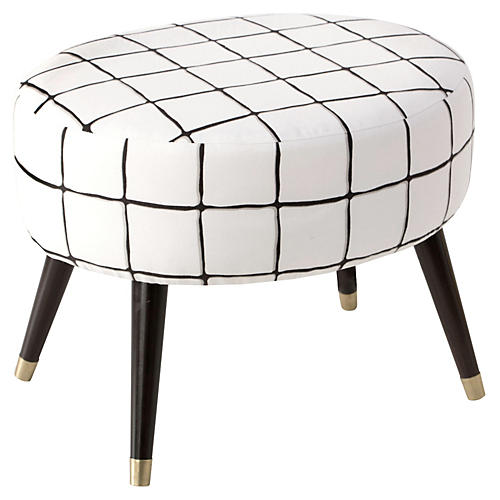Dani Stool, Windowpane Check