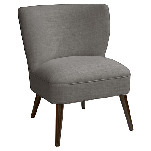 Bailey Chair, Gray