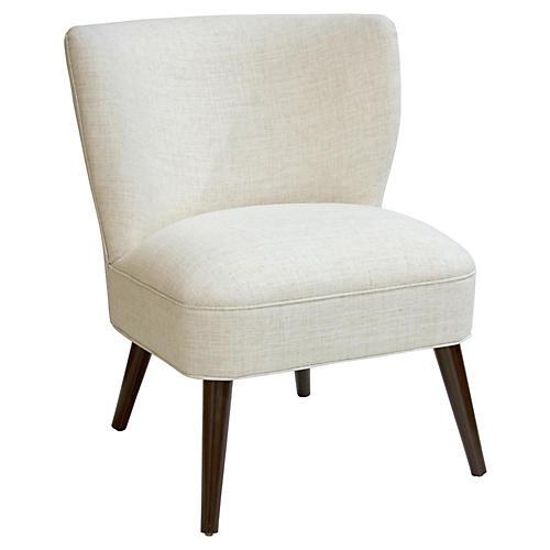 Bailey Chair, Talc