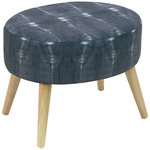 Dottie Stool, Indigo