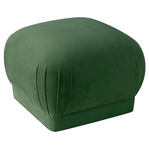 Benton Ottoman, Fauxmo Emerald