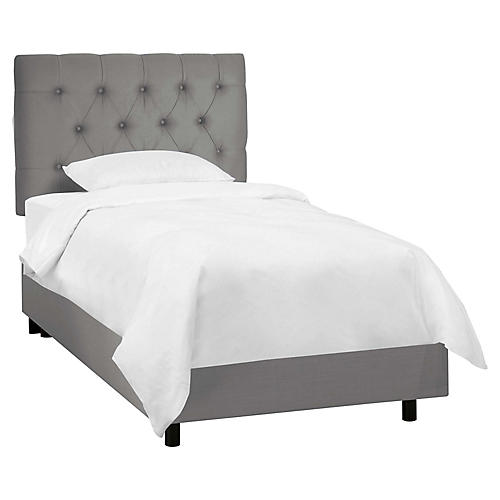 Thea Kids' Bed, Gray