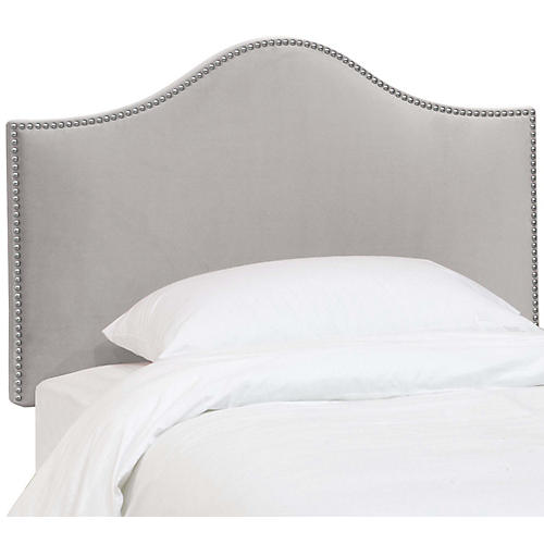 Tallman Kids' Headboard, Dove