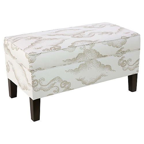 Oden Kids' Bench, Pearl