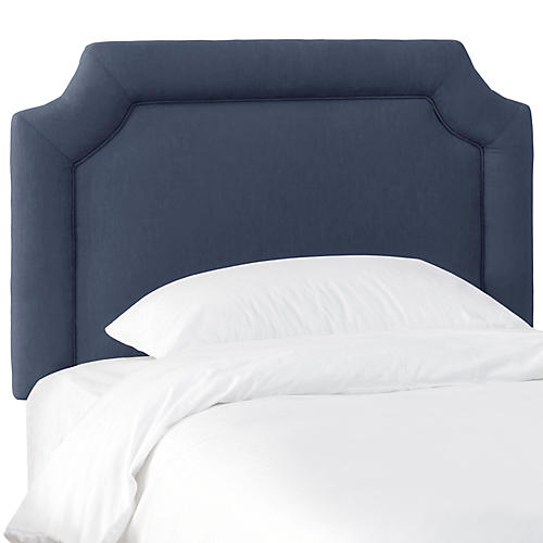 Morgan Kids' Headboard, Navy