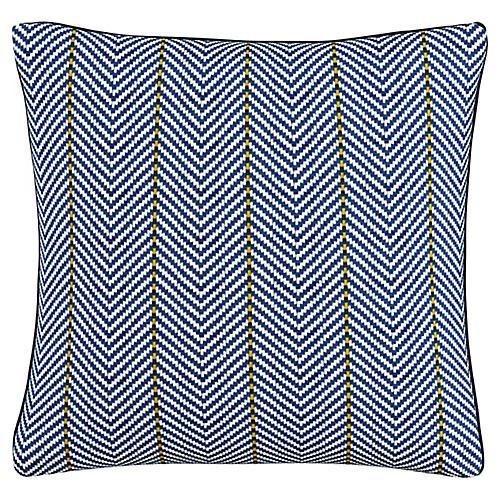 Braiden 20x20 Pillow, Navy
