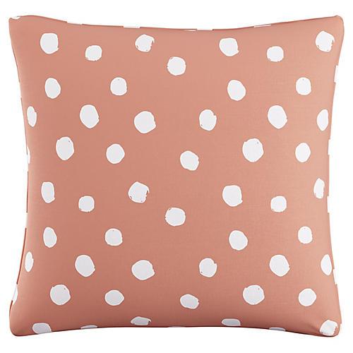 Mikaela 20x20 Pillow, Pink