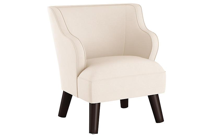 Kira Kids' Accent Chair