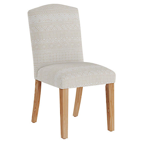 Marie Side Chair, Natural