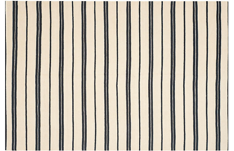 Sagaponeck Stripe Rug Ralph Lauren Home Brands One