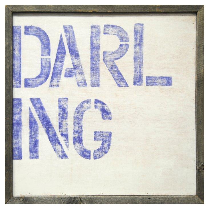 Darling Large Print