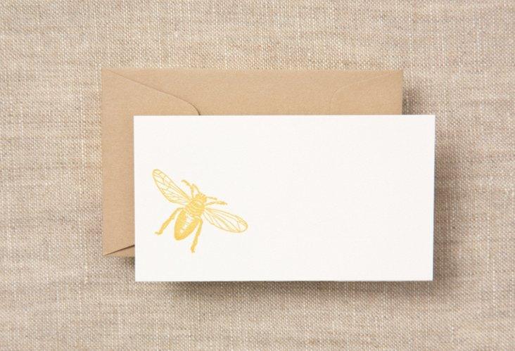 S/12 Petit Cards, Bee