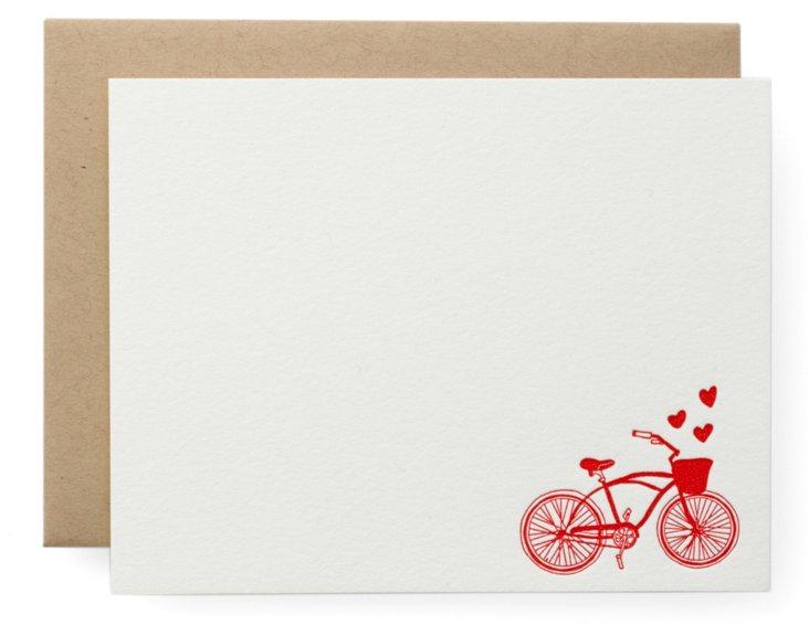S/12 Crusier Flat Note Cards