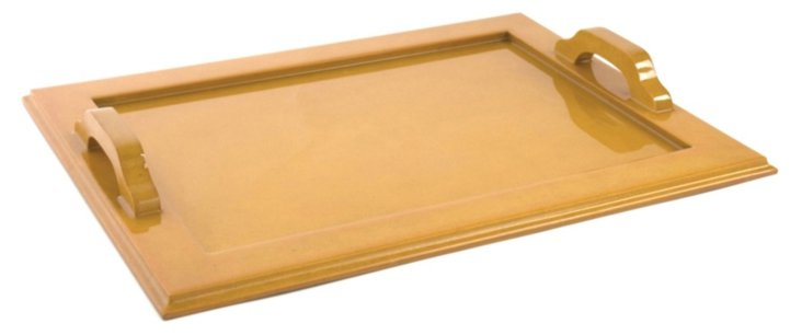 17x13 Texture Painted Tray