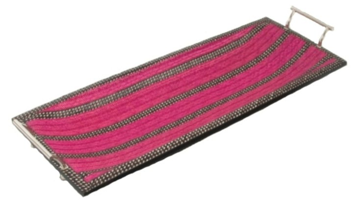 Cana Flecha Natural Fiber Tray