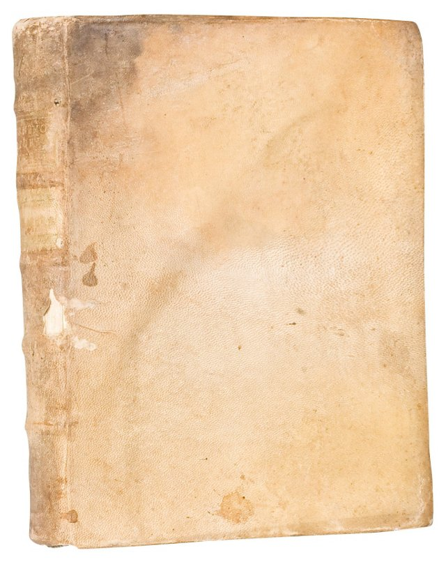 Antique Italian Vellum-Bound Book II