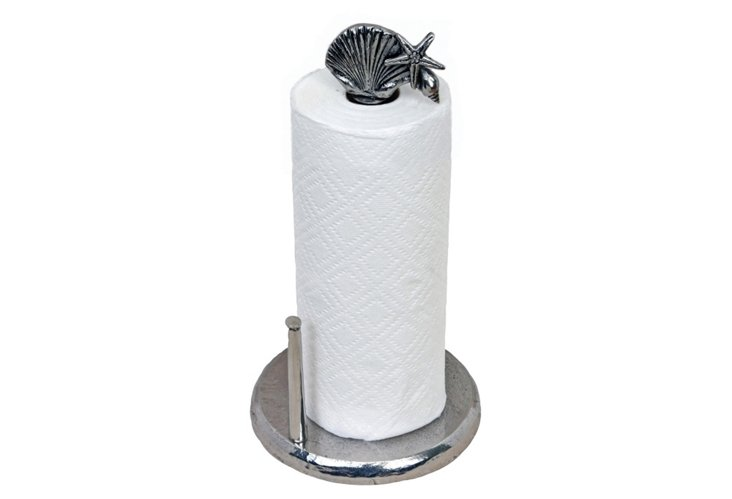 Coquilles Paper Towel Holder