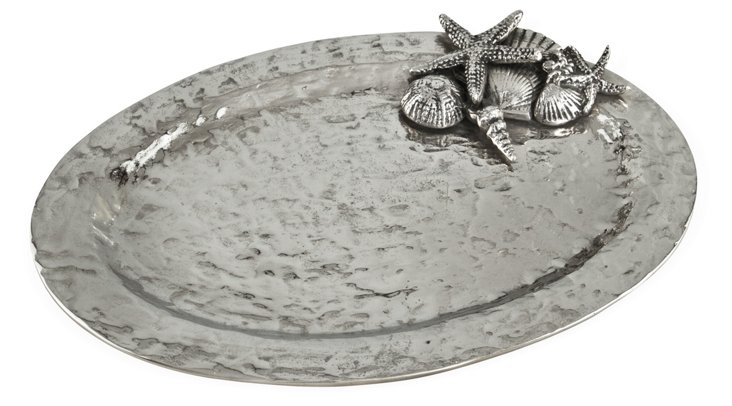 Coquilles Oval Platter