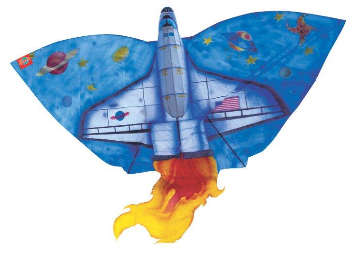 The Space Adventurer Kite