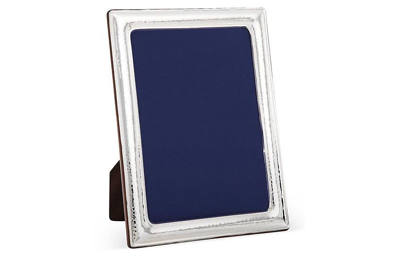Sterling Light Hammered Frame, 4x6