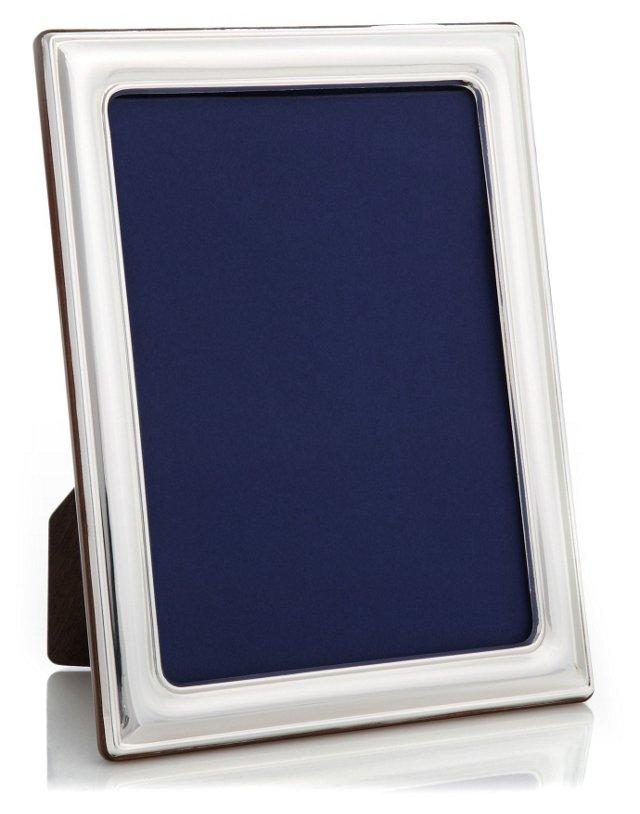925 Sterling Plain Frame, 4x6