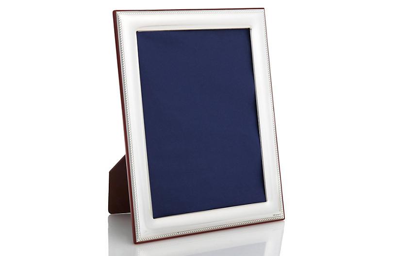 Sterling Roped Frame, 8x10
