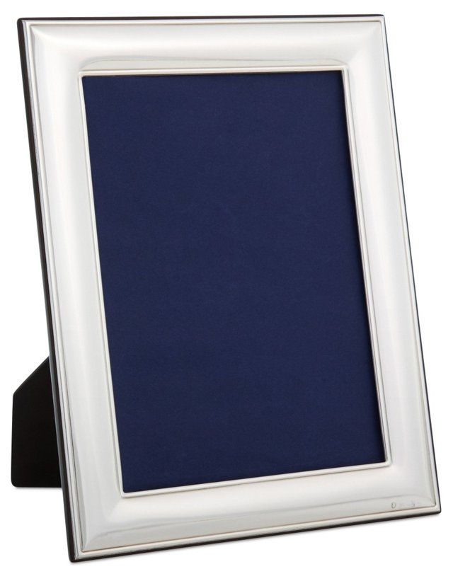 Sterling-Silver Classic Frame, 4x6