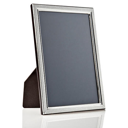 925 Sterling Silver Mesh Frame, 4x6