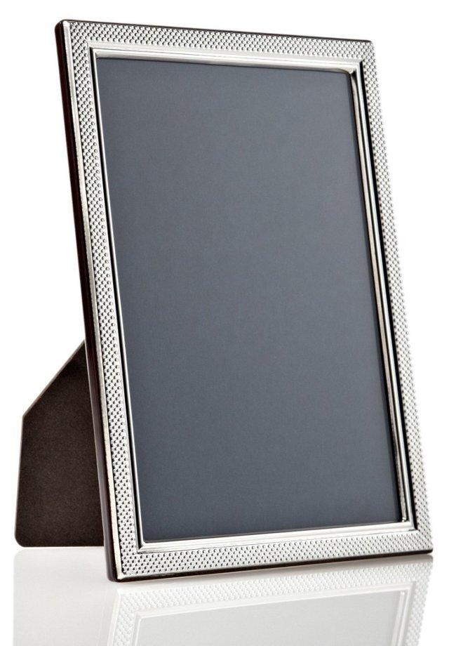 Sterling Silver Mesh Frame, 5x7