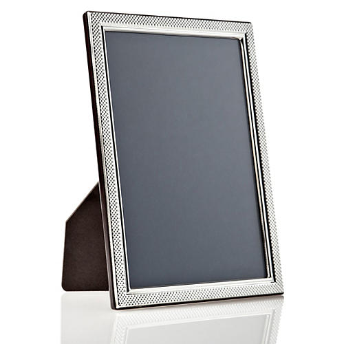 925 Sterling Silver Mesh Frame, 8x10