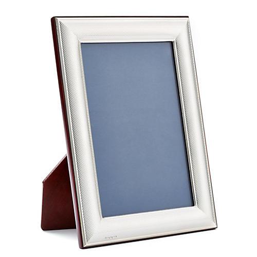 Sterling-Silver Mesh Frame, 8x10