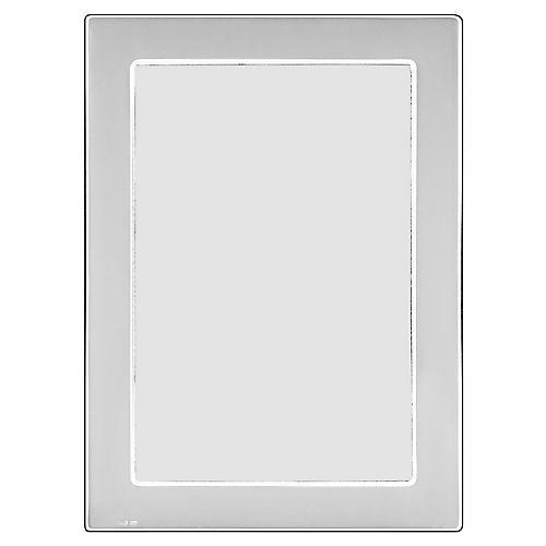 Siena Flat Frame, Silver