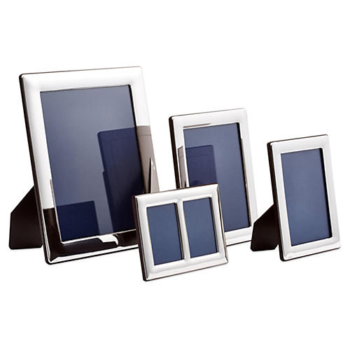 Asst. of 4 Classic Sterling Frames