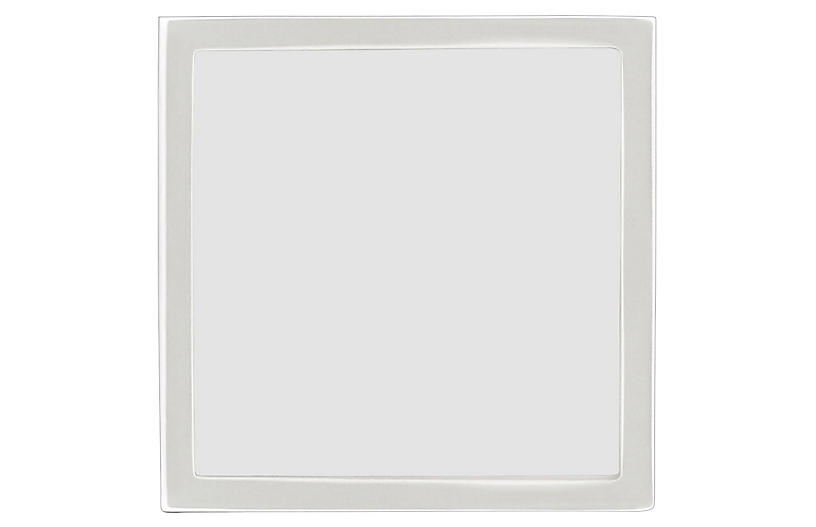 3x3 Miro Square Picture Frame, Silver
