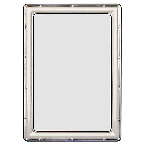 Desoto Knot Picture Frame, Silver
