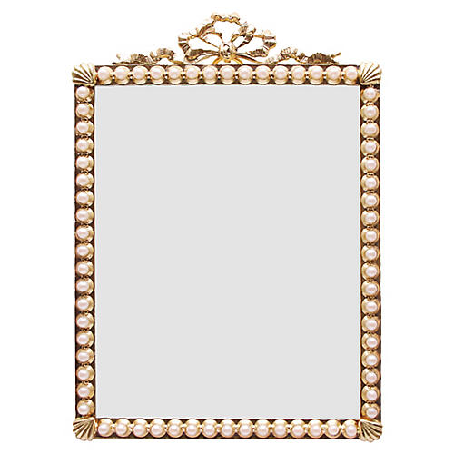 Calliope Picture Frame, Gold